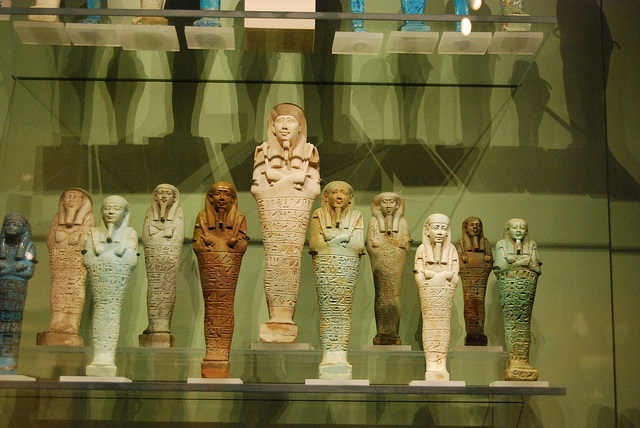 Late Period Shabtis