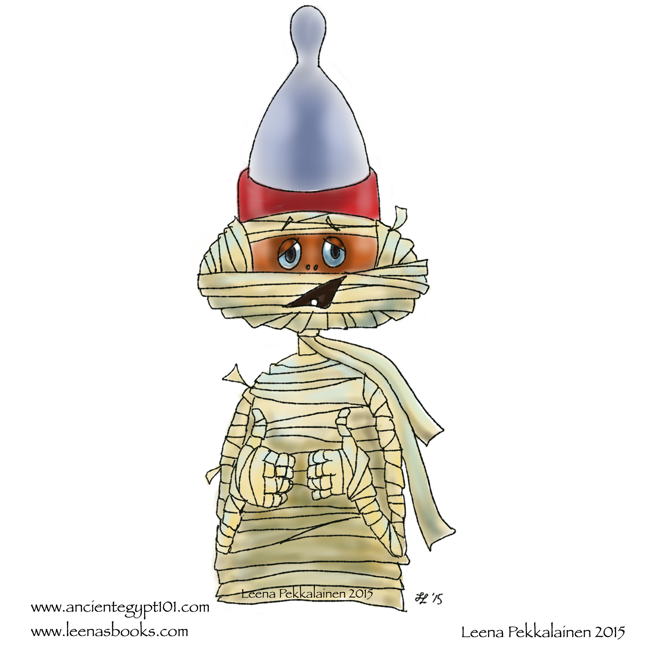 Mr Mummific's travel blog - ancient Egyptian mummy's adventures in today's world