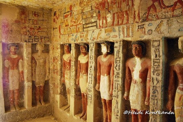 tomb of Irukaptah