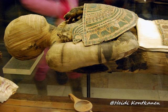 Ptolemaic mummy