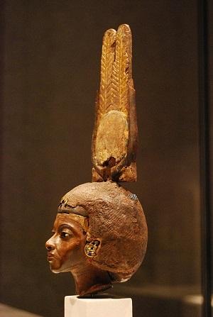 Head of Queen Tiy