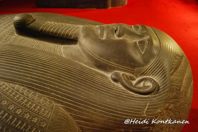 Late Period sarcophagus